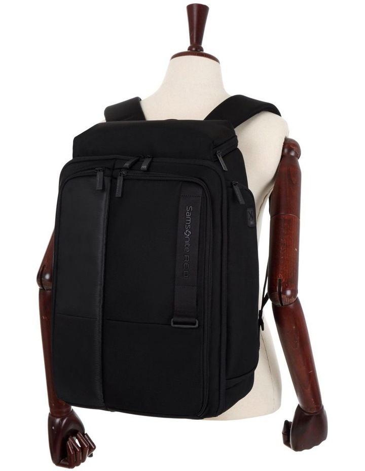 Actaeon Backpack Black image 7