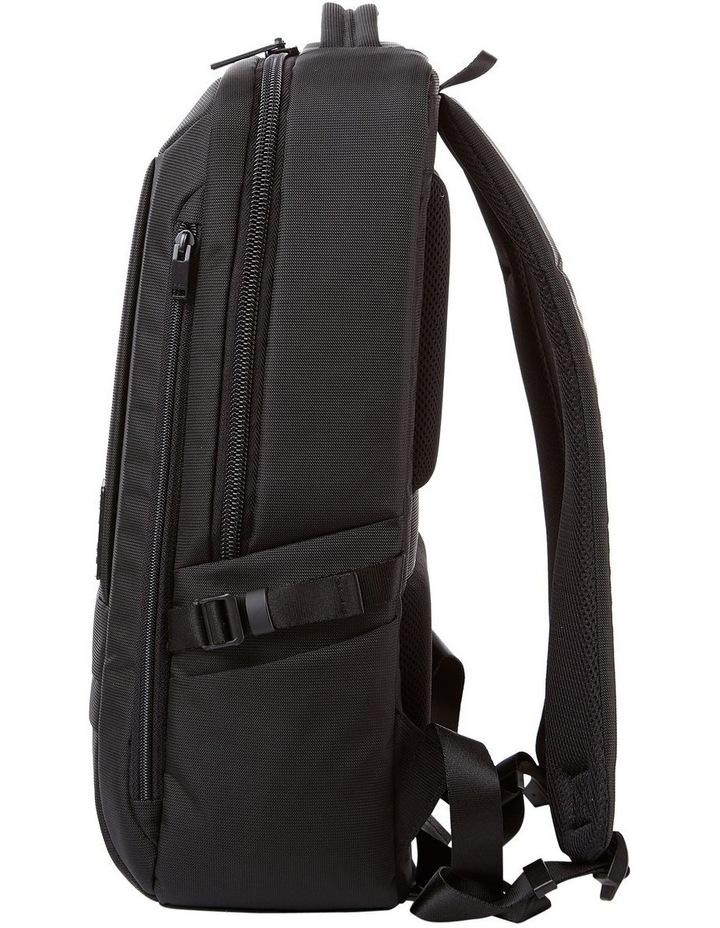 Plantpack 2 Flap Backpack Black image 3