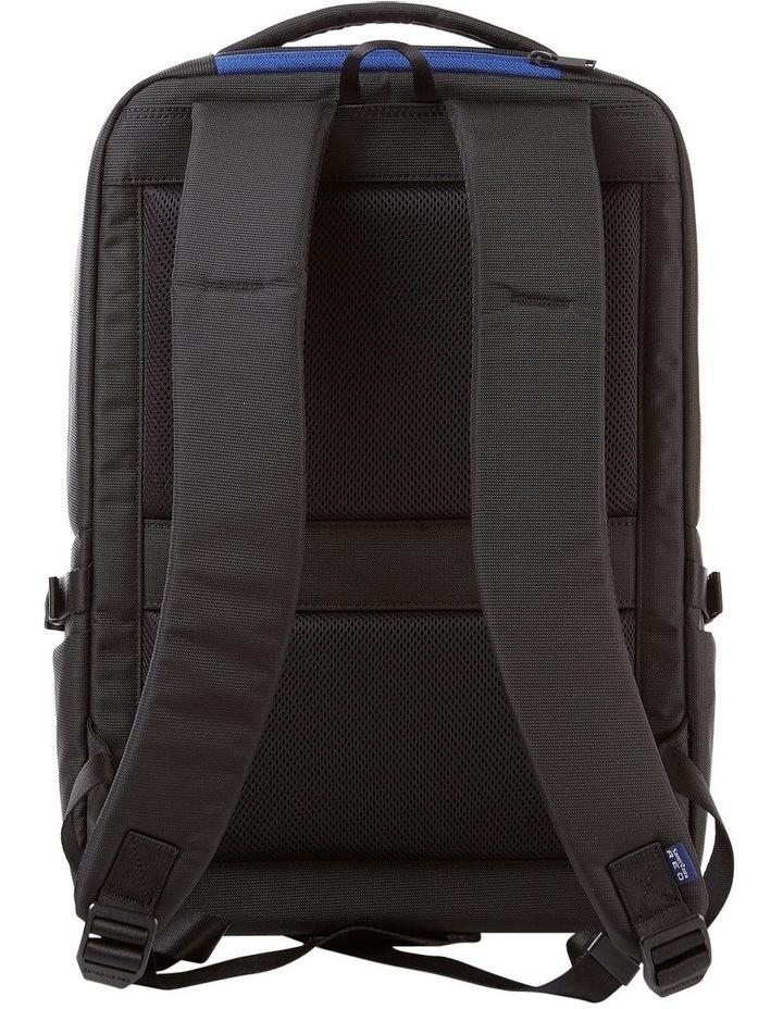 Plantpack 2 Flap Backpack Black image 4