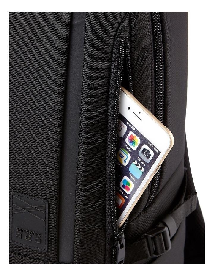 Plantpack 2 Flap Backpack Black image 6