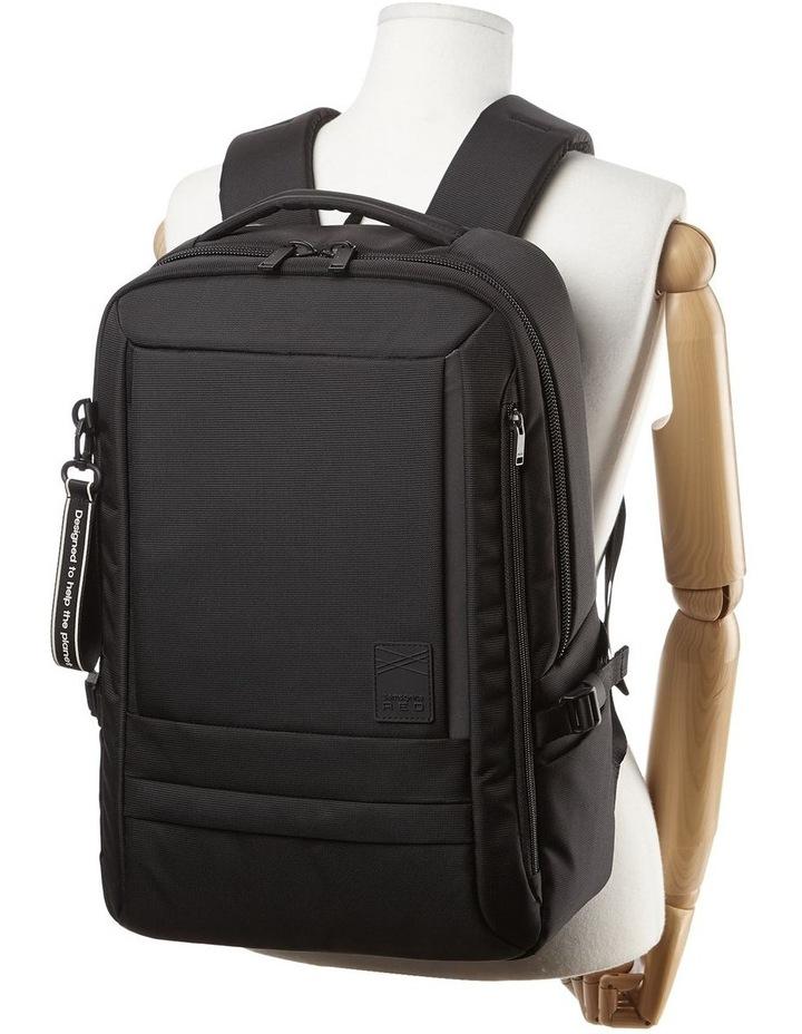 Plantpack 2 Flap Backpack Black image 7