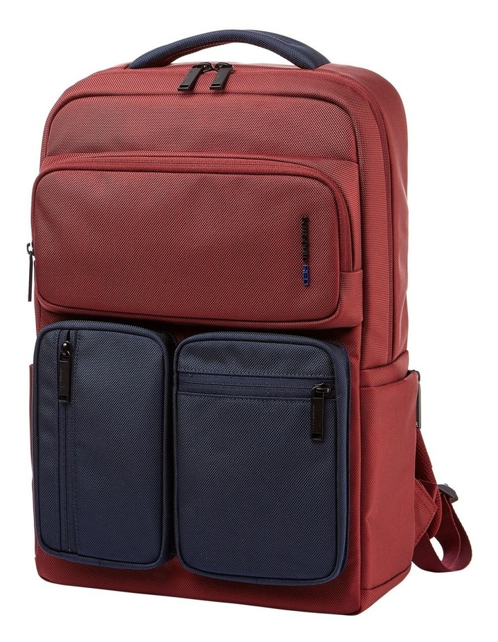 Allosee Backpack Red image 2