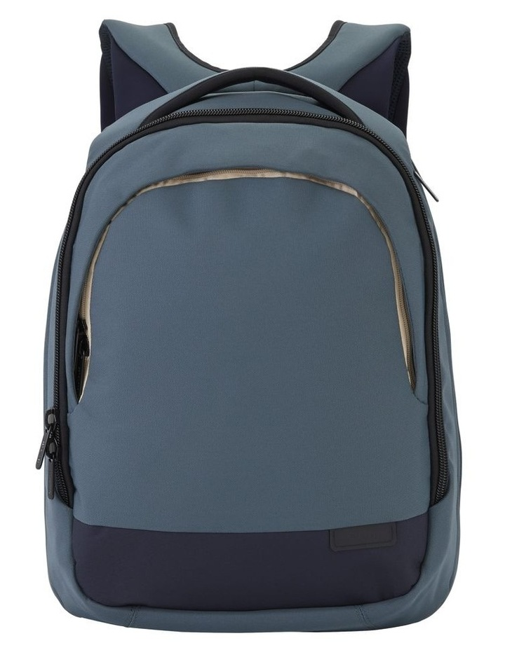 Mantra Backpack Blue Lead image 1