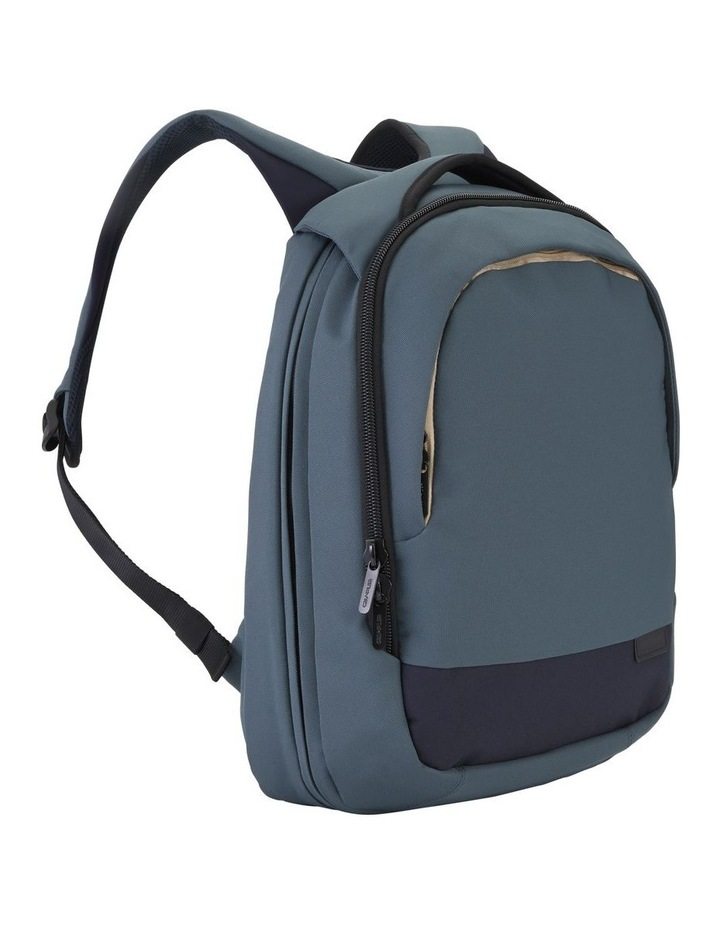 Mantra Backpack Blue Lead image 2