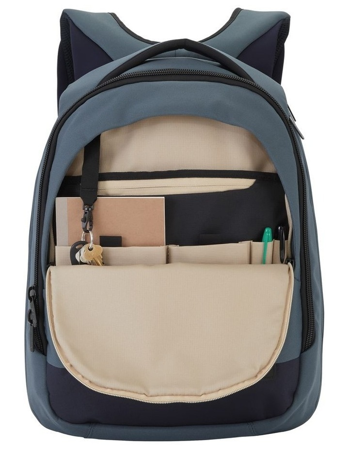 Mantra Backpack Blue Lead image 5