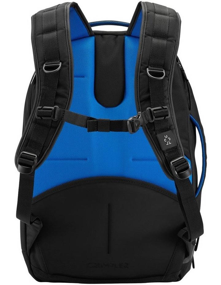 Zero Border Backpack: Black image 2