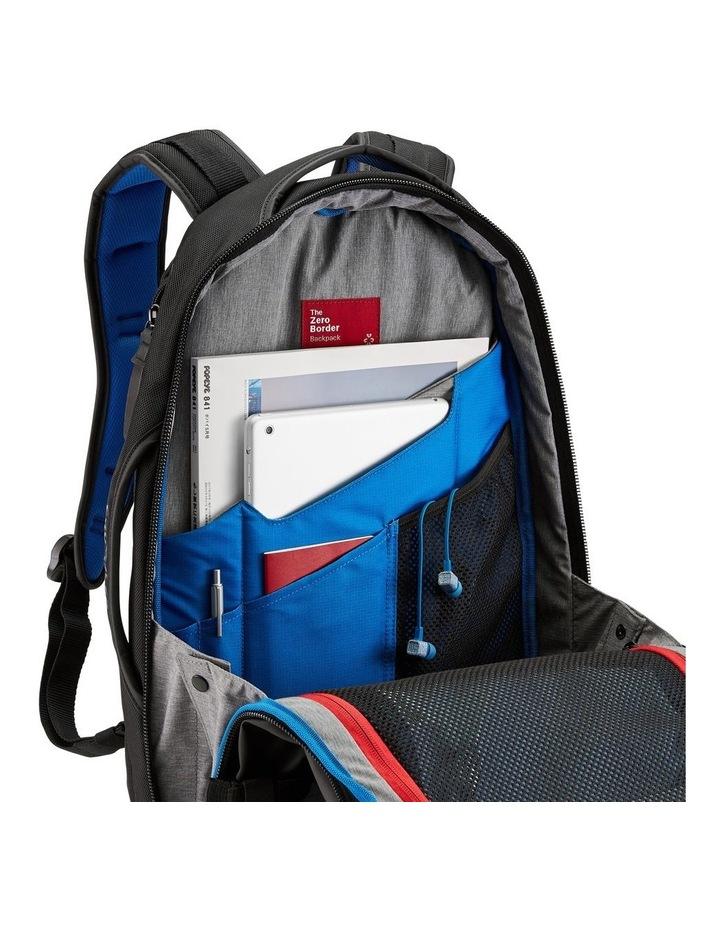 Zero Border Backpack: Black image 3