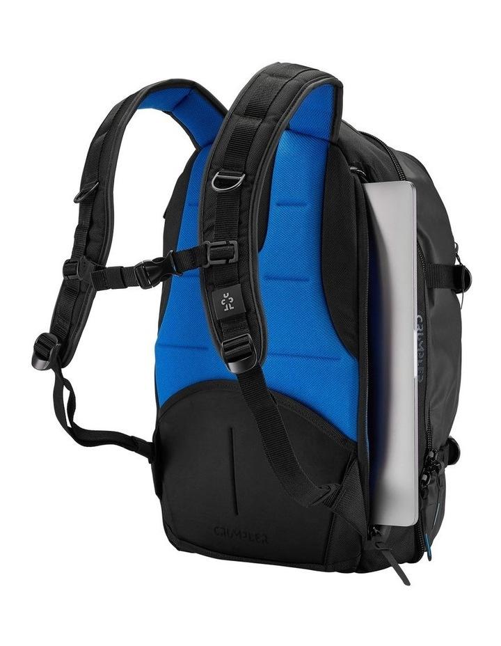 Zero Border Backpack: Black image 5