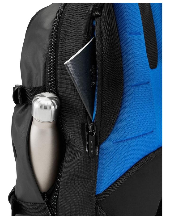 Zero Border Backpack: Black image 6