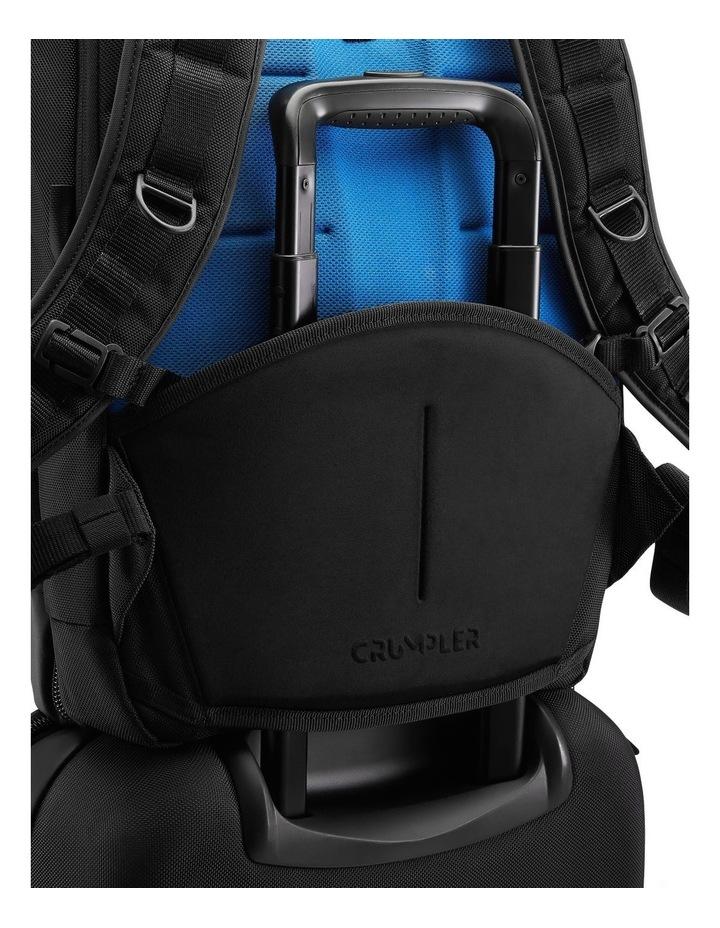 Zero Border Backpack: Black image 7