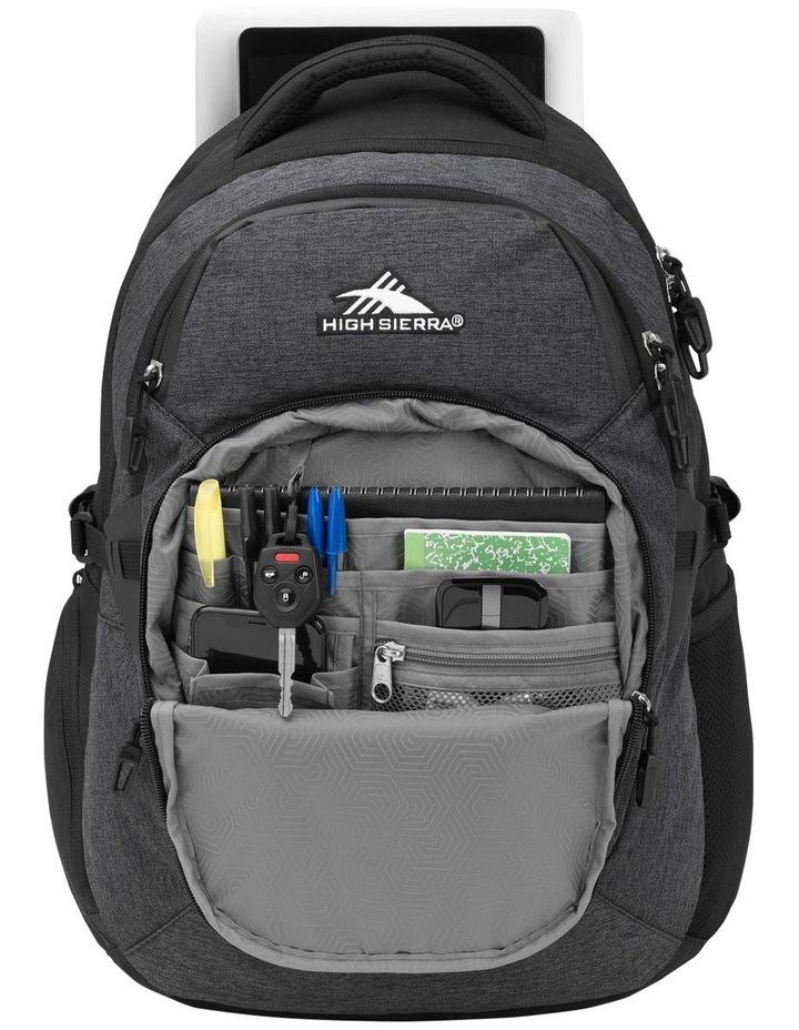 Jarvis Laptop Backpack Mercury Black image 3