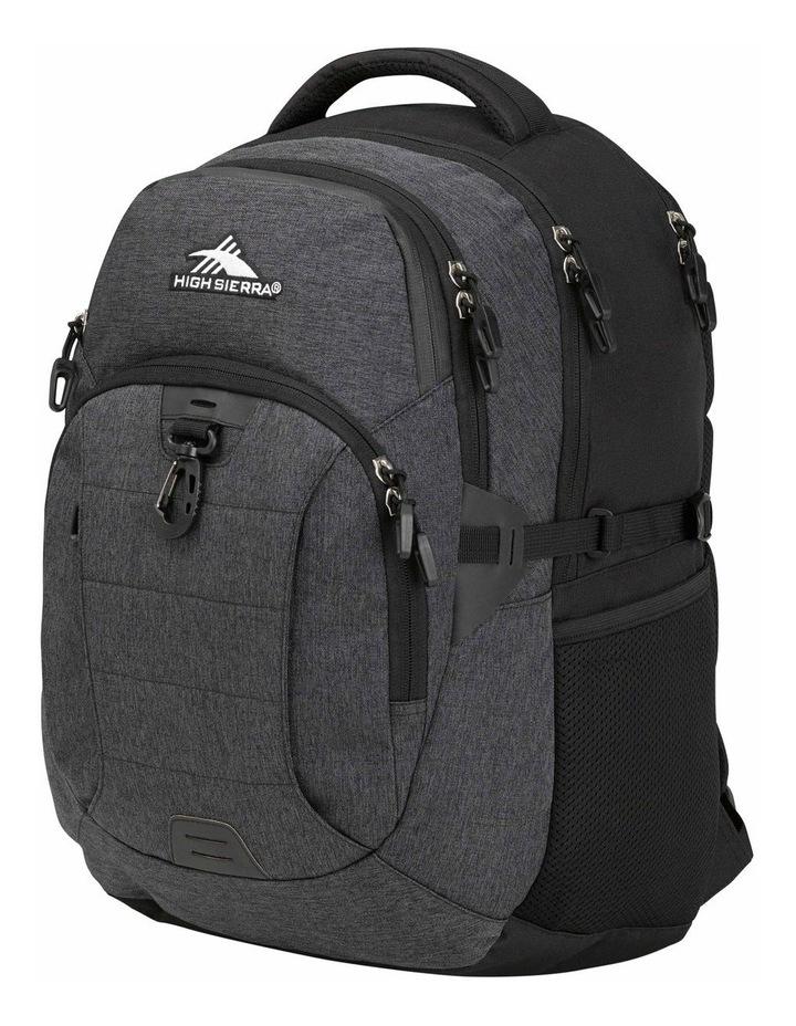 Jarvis Laptop Backpack Mercury Black image 1