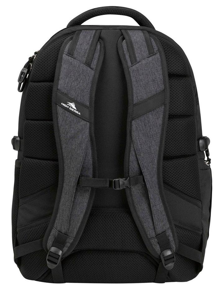 Jarvis Laptop Backpack Mercury Black image 2