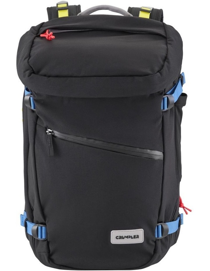 Jolly Swagman Backpack 47L: Black image 1
