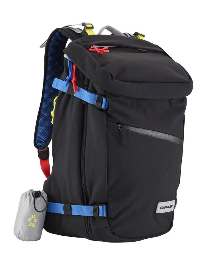 Jolly Swagman Backpack 47L: Black image 2