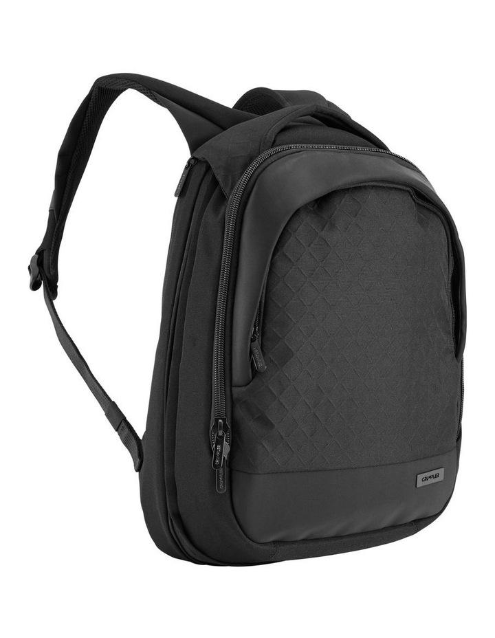 Mantra Pro Backpack: Black image 2
