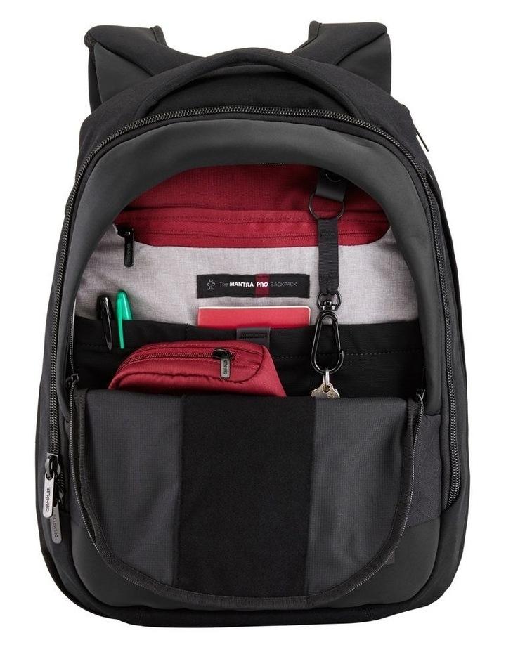 Mantra Pro Backpack: Black image 3