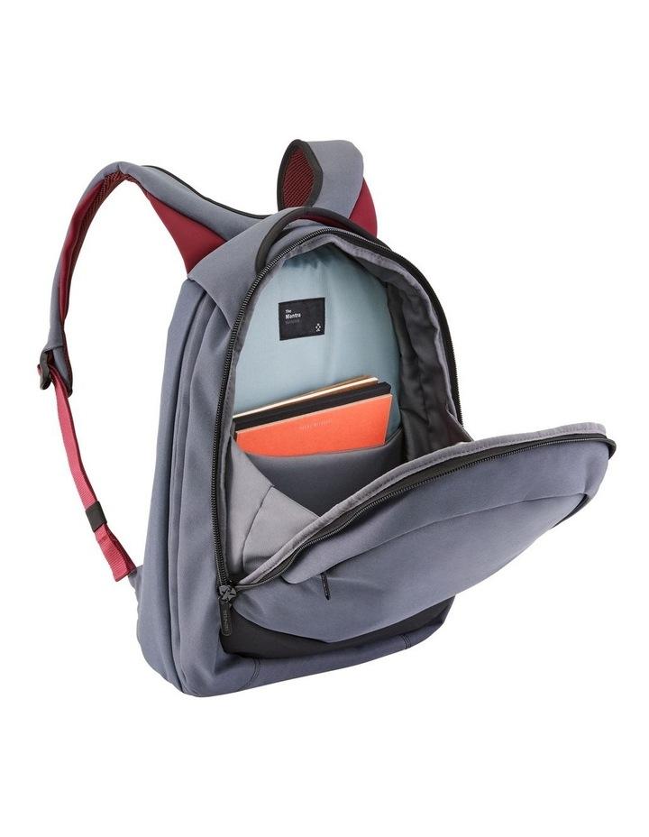 Mantra Backpack: Slate Grey image 4