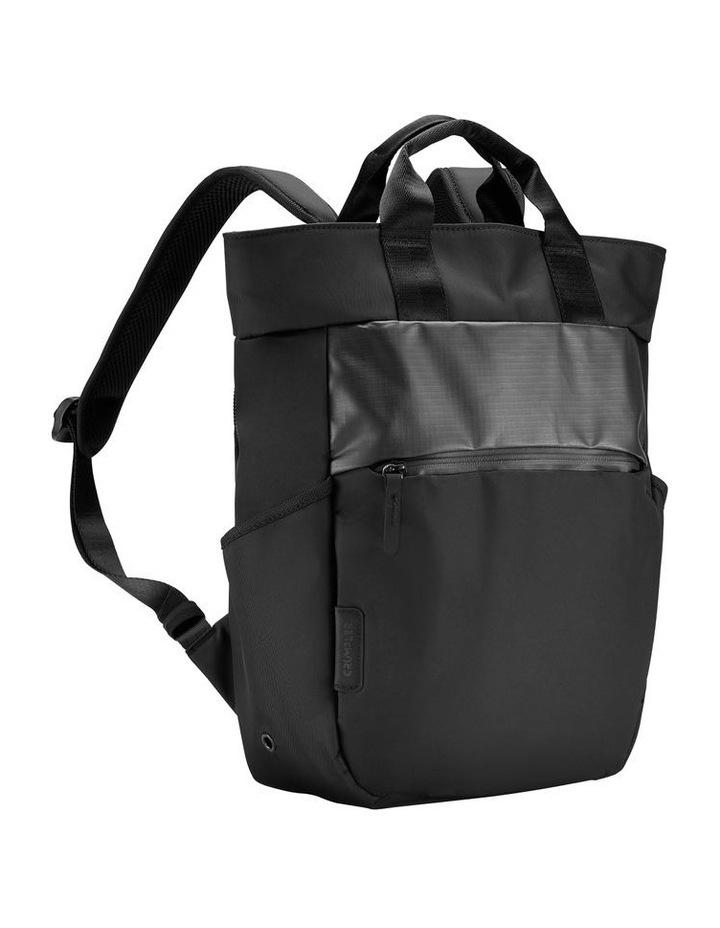 Art Collective 2 Med Backpack: Black image 1