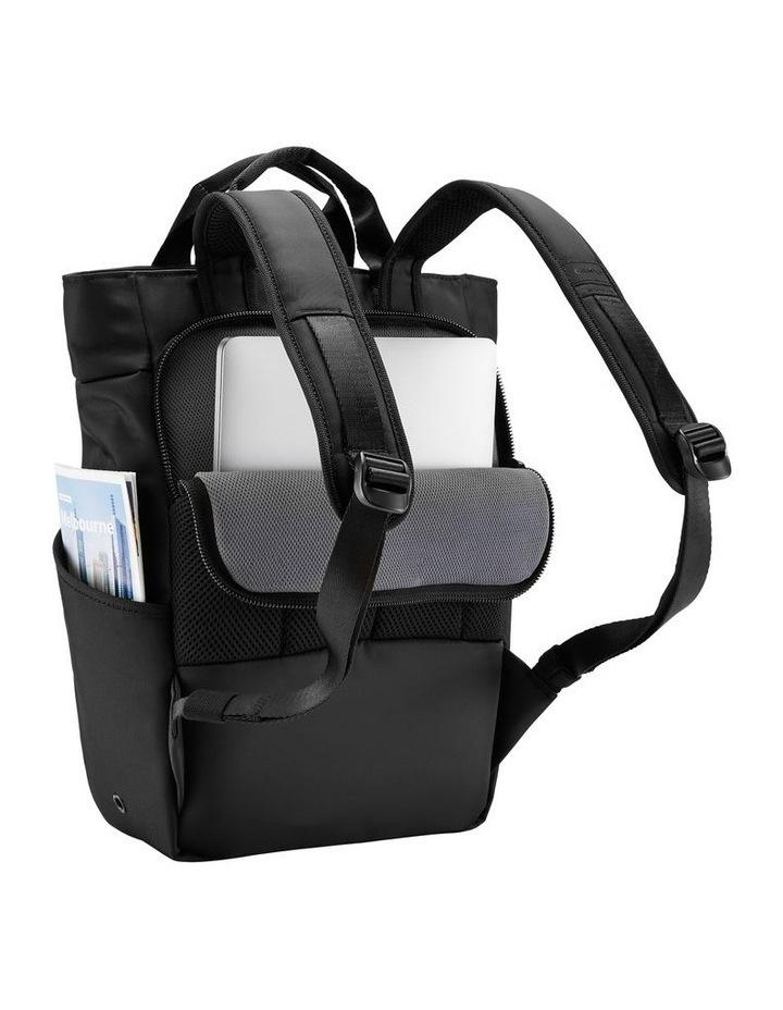 Art Collective 2 Med Backpack: Black image 2
