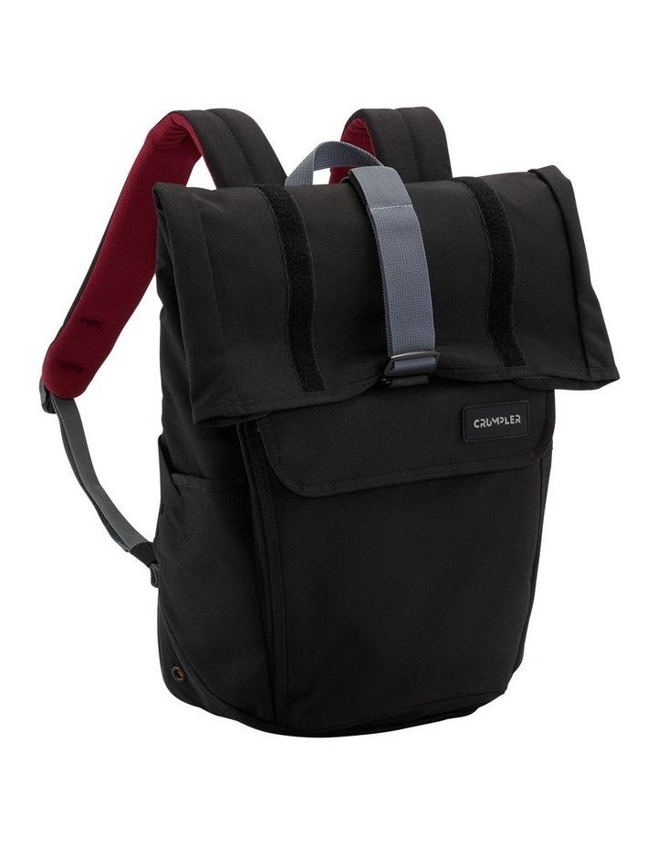 regimiento mi valor  Crumpler Happy Place Backpack - Black   MYER