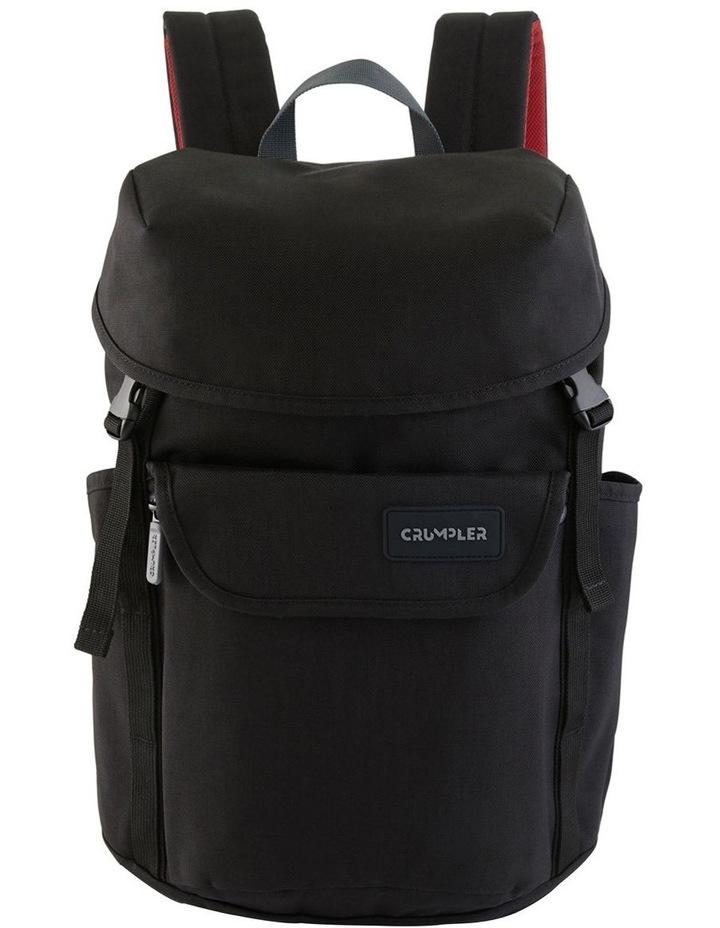 Hidden Retreat Backpack - Black image 1