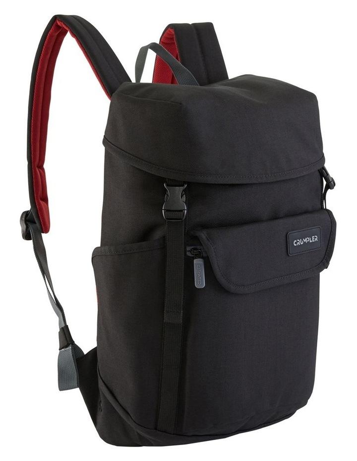 Hidden Retreat Backpack - Black image 2
