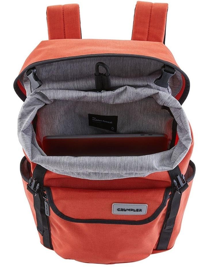 Hidden Retreat Backpack - Ochre image 4