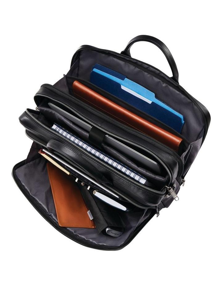 Classic Leather Toploader Black image 2