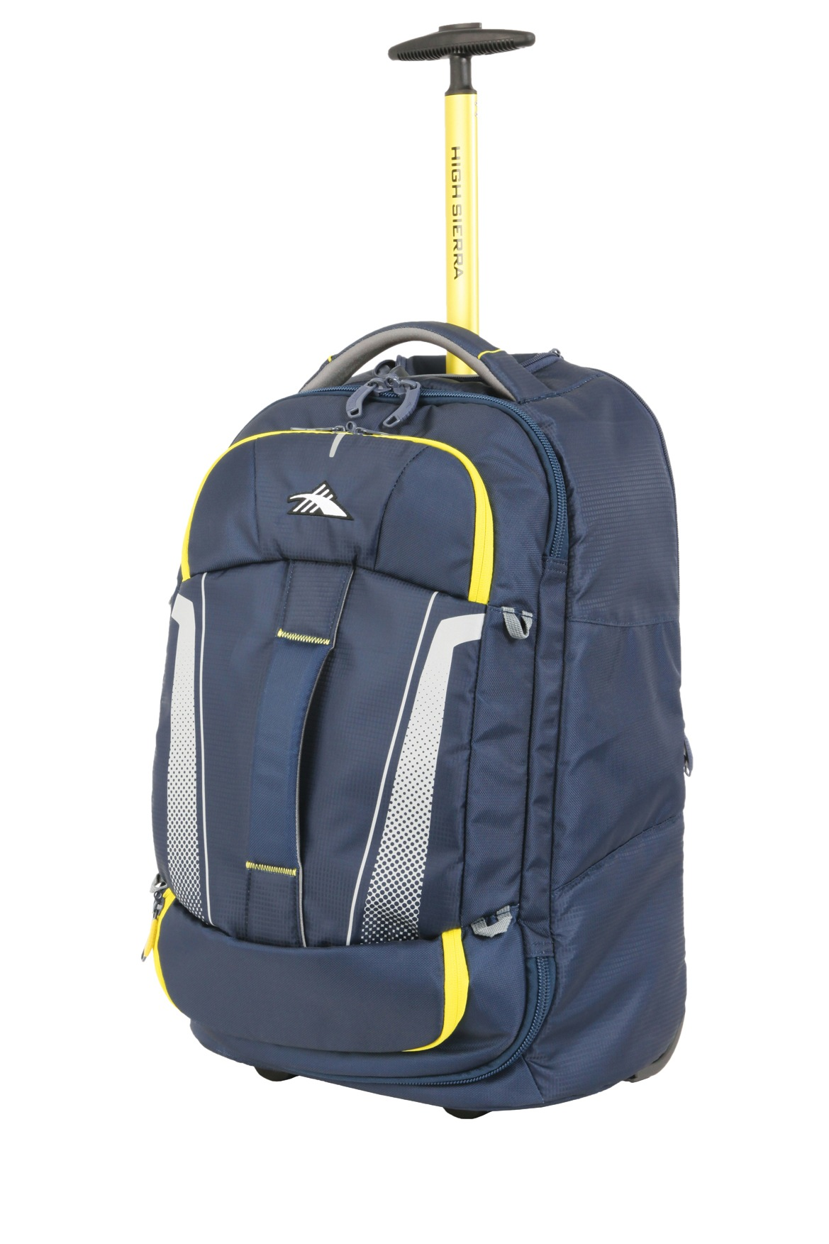 High Sierra Composite Wheeled Duffel With Backpack Straps 56cm ... 08ab328360710