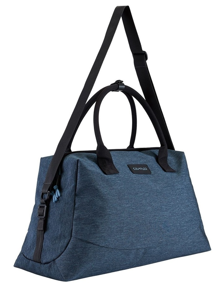 Spring Peeper Holding Bag: Navy image 4