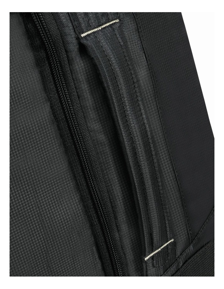 Rewind 68cm 72.5L Wheeled Duffle Bag in Black image 6