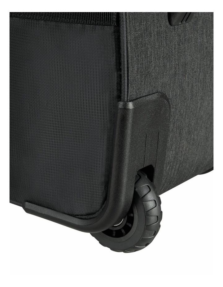 Rewind 68cm 72.5L Wheeled Duffle Bag in Black image 7