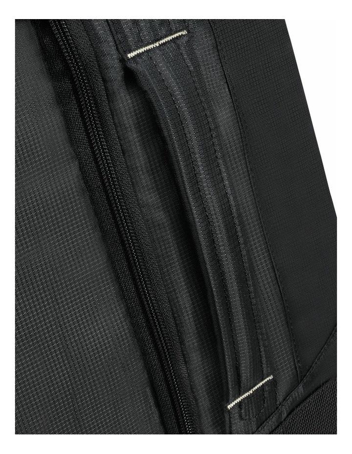 Rewind 82cm 113L Wheeled Duffle Bag in Black image 5