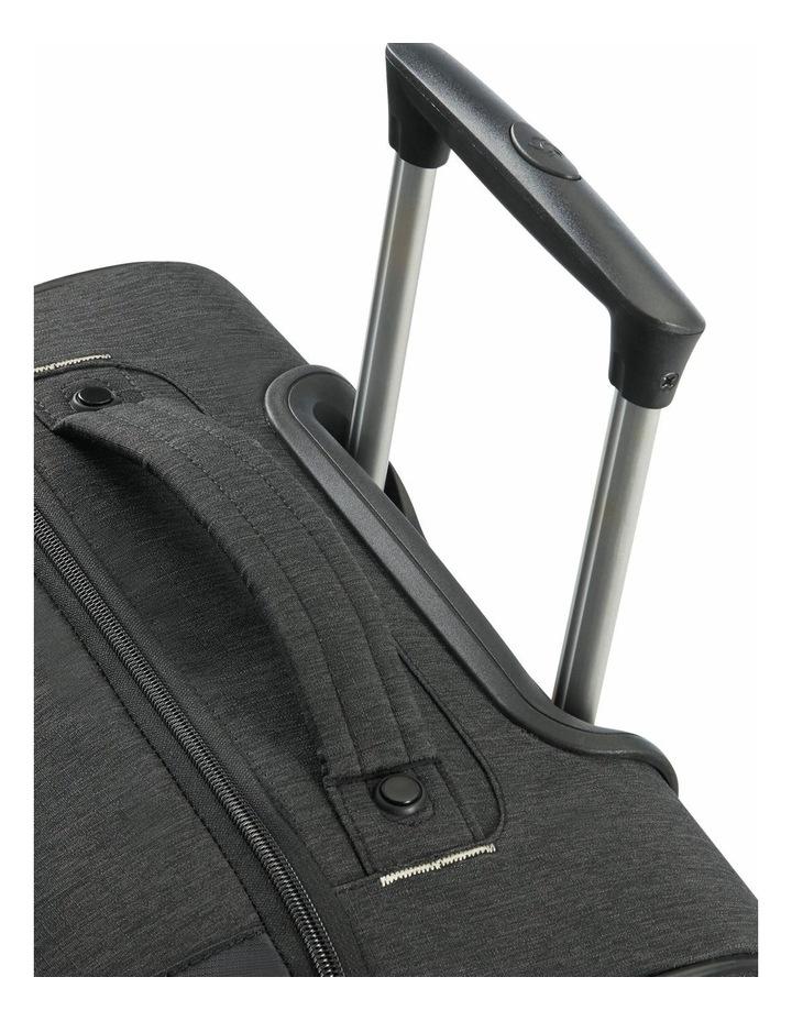 Rewind 82cm 113L Wheeled Duffle Bag in Black image 6