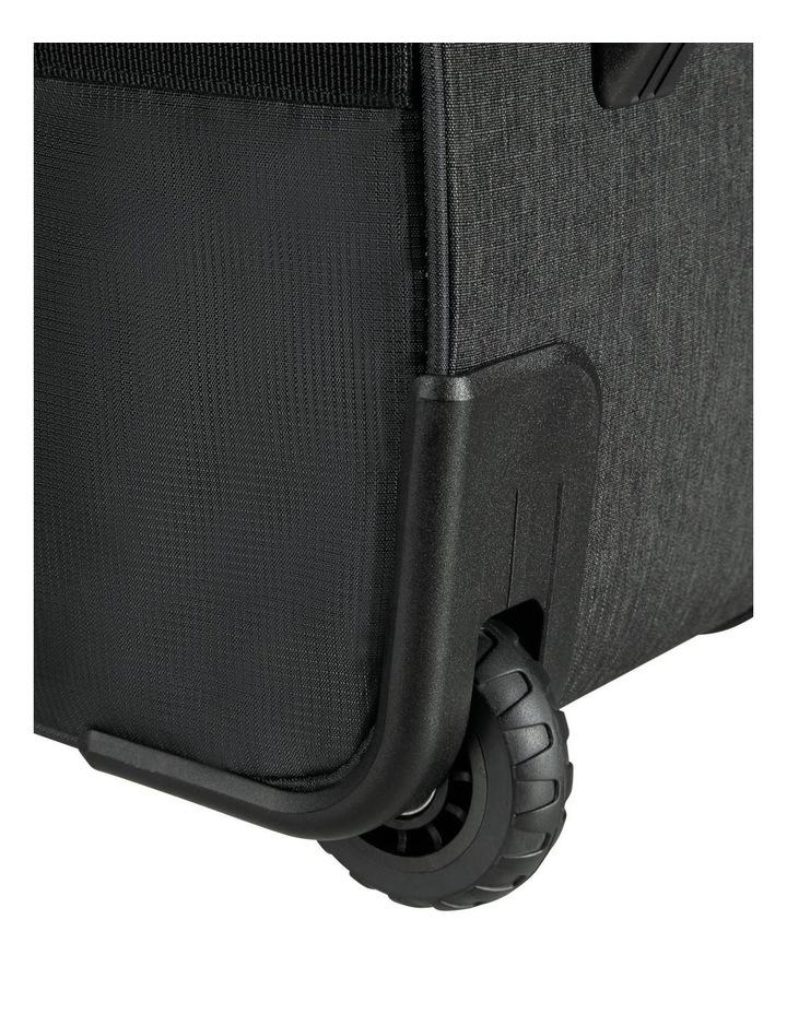 Rewind 82cm 113L Wheeled Duffle Bag in Black image 7