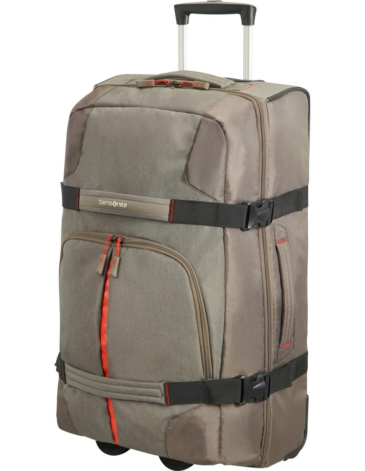 Rewind 82cm Wheeled Duffle Bag 113L - Taupe image 1
