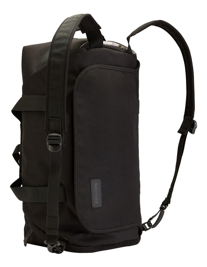 The Stemmer Duffle Bag Black image 2