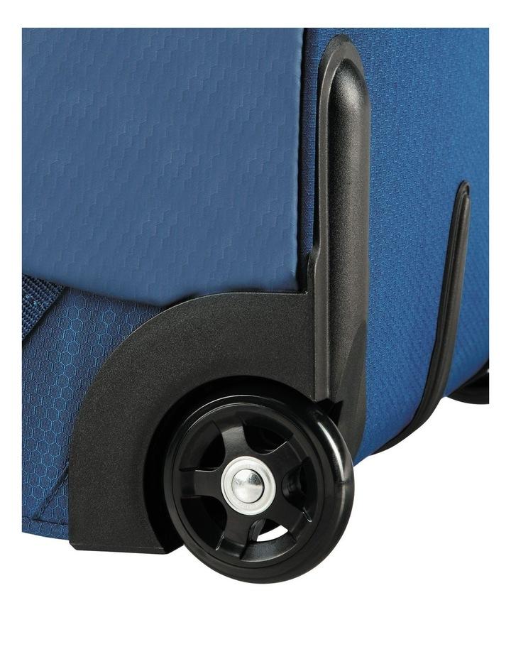Road Quest 55cm :41L Wheeled Duffle: Blue/Lime image 6