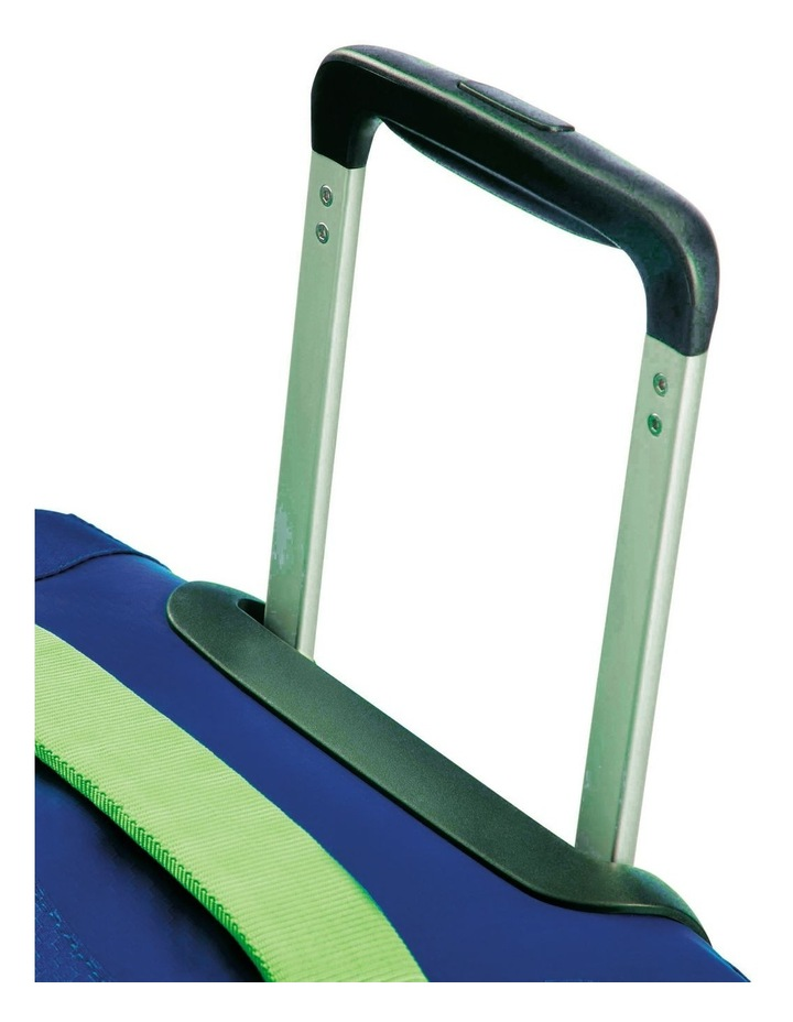 Road Quest 68cm :72L Wheeled Duffle: Blue/Lime image 5