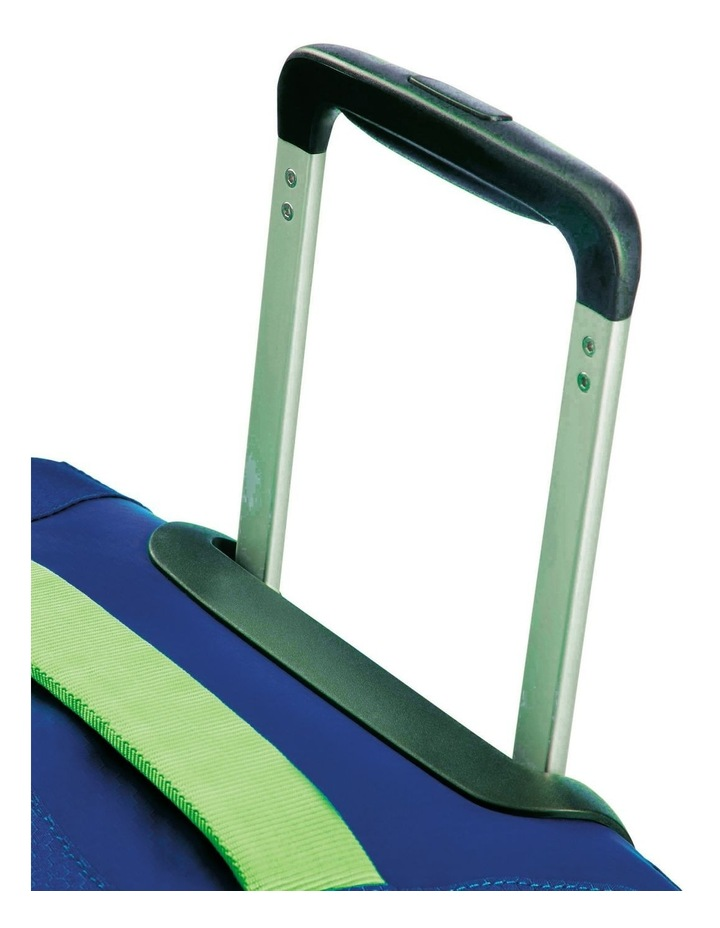 Road Quest 80cm :116L Wheeled Duffle: Blue/Lime image 5