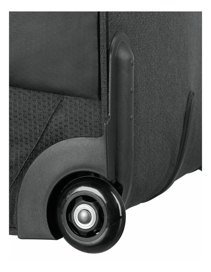 Road Quest 68cm :72L Wheeled Duffle: Graphite/Turquoise image 6
