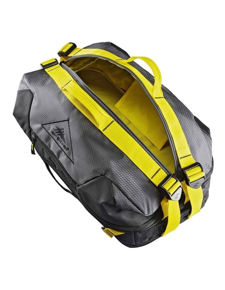 Dells Canyon Convertible Duffle - Black/Yellow image 3