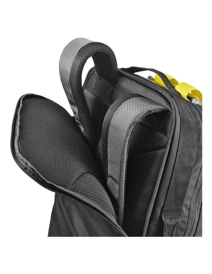 Dells Canyon Convertible Duffle - Black/Yellow image 5