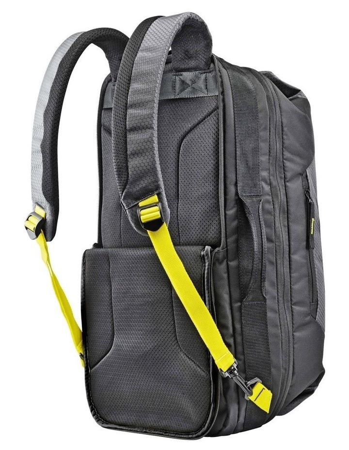 Dells Canyon Convertible Duffle - Black/Yellow image 7