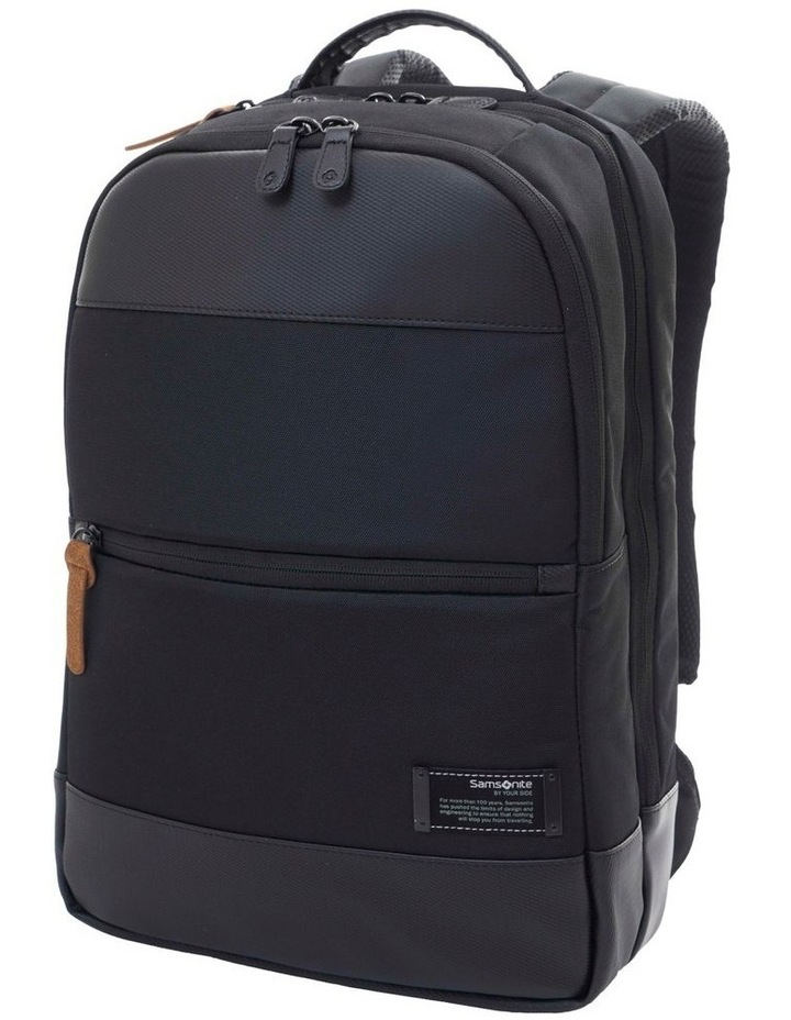 Avant III Laptop Backpack - Black image 2