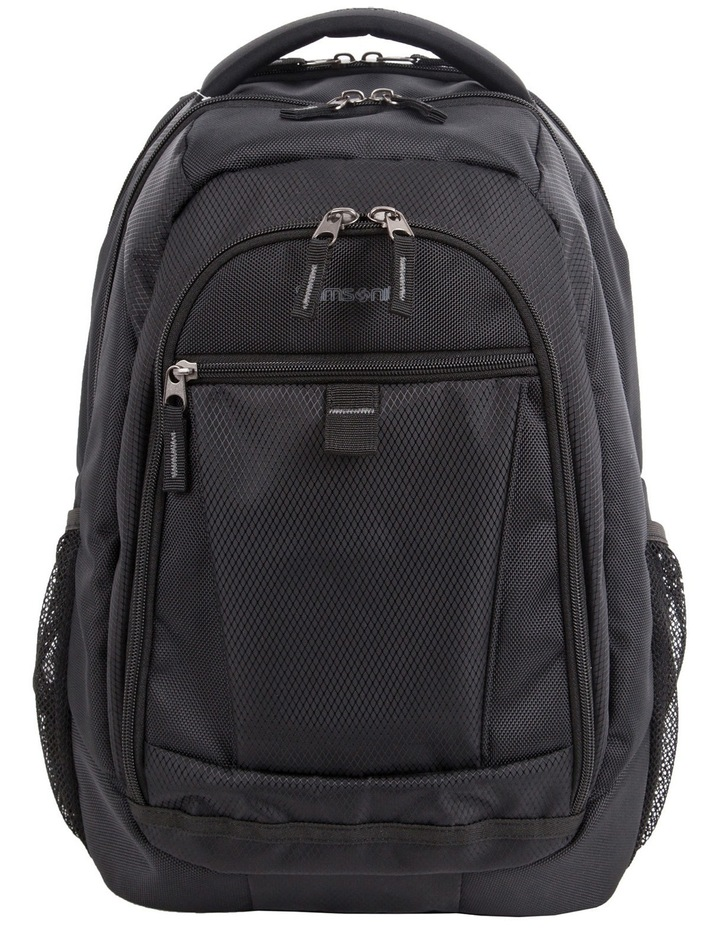 Tectonic 2 Laptop Backpack: Black image 1