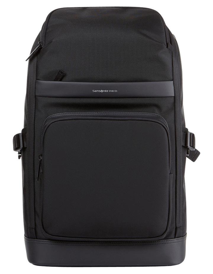 Red Galbraith Backpack Black image 1