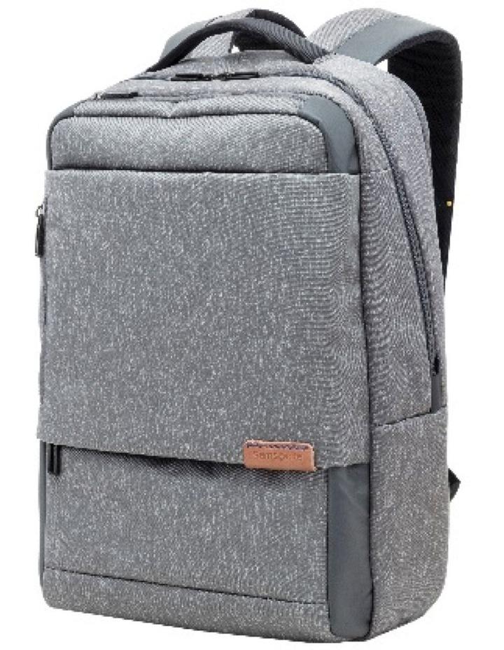 Marcus Eco Backpack - Black image 1