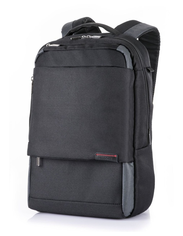 Marcus Eco Backpack - Black image 2